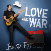 Brad Paisley – Love and War: Paisley's latest record pulls few punches