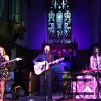 Sarah Darling, Jenn Bostic & Michael Logen @ St Edwards Church, Southampton 27/05/17