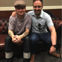 Frankie Ballard: On his UK tour Frankie discusses influences, the importance of Spotify and breaking new ground.