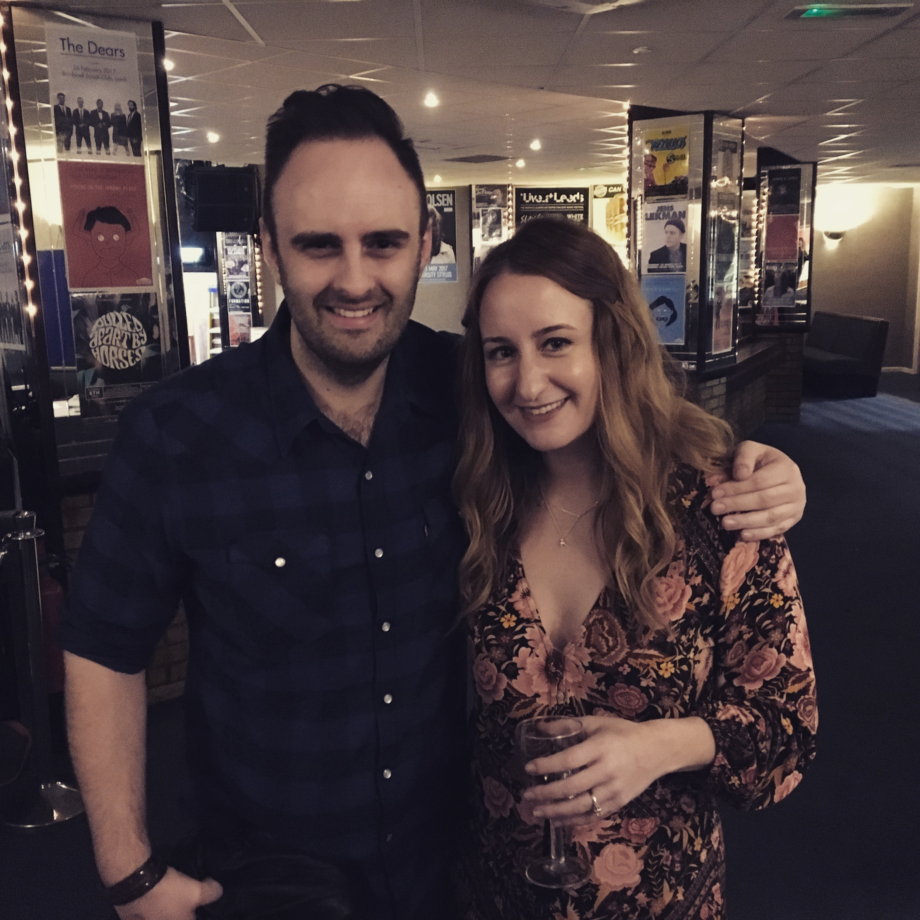 Mark and Margo Price in 2017.