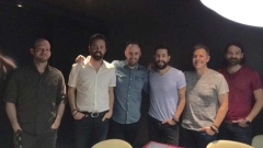Mark interviewing Old Dominion in March 2016.
