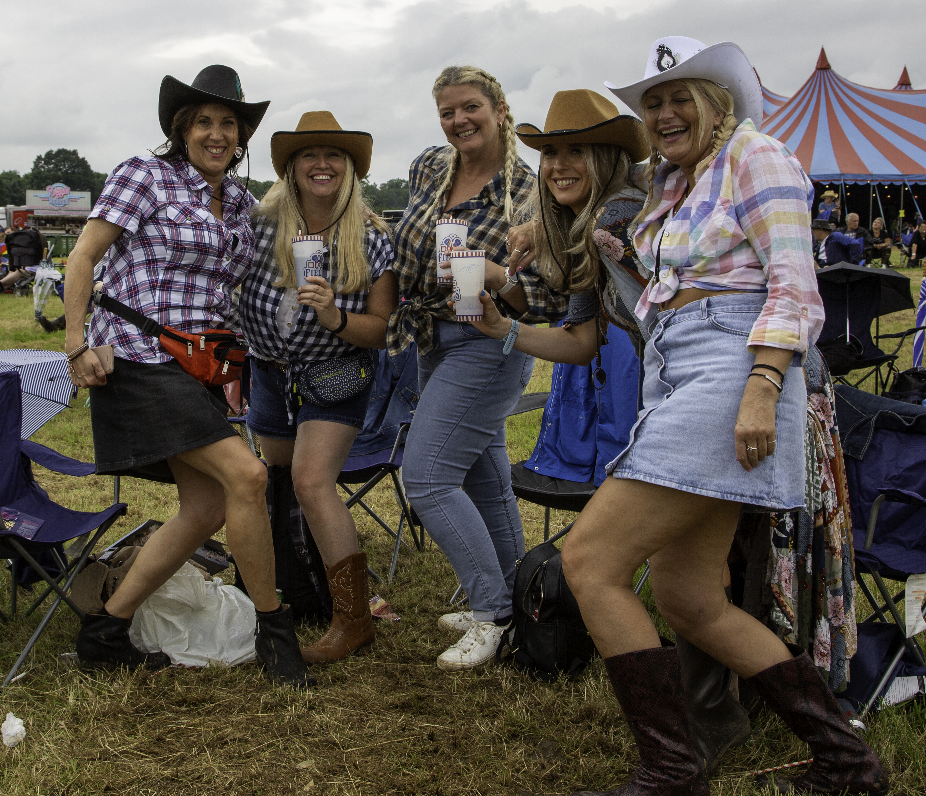 Girl power at Tennessee Fields Festival 2021