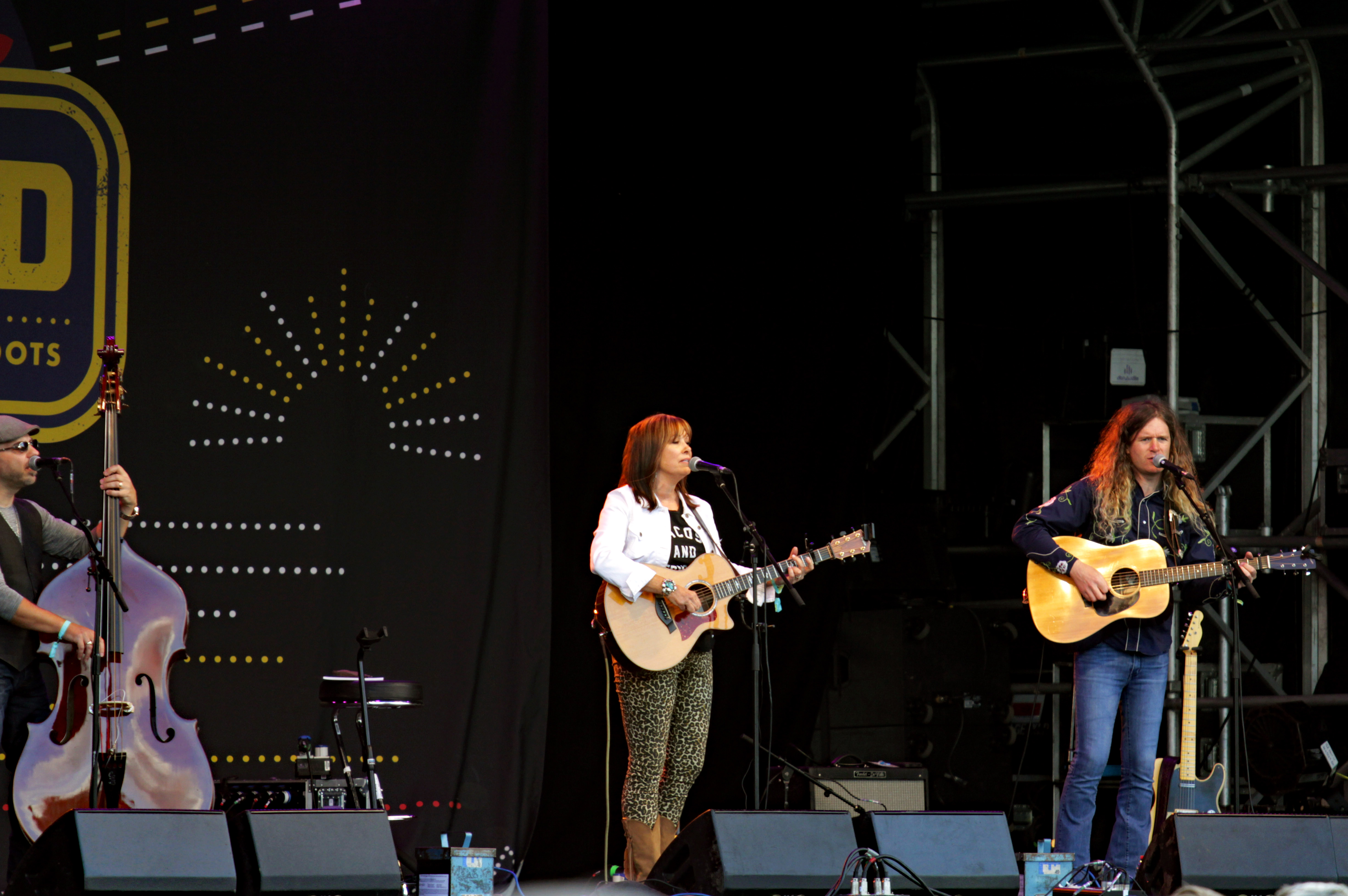Suzy Bogguss was a popular slot on the Rhinestone stage - hi res - edited