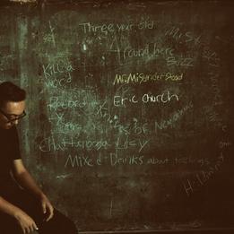 Eric Church - Mr Misunderstood Cover