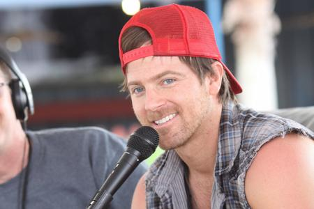 WIRK 4th Annual Rib Round Up at the Cruzan Amphitheatre Featuring: Kip Moore Where: West Palm Beach, Florida, United States When: 09 Mar 2013 Credit: Aaron Gilbert