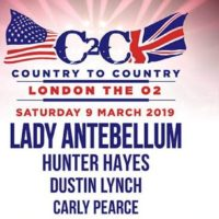 Country2Country Lineup announced with Keith Urban, Chris Stapleton and more!