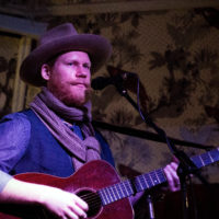 Jarrod Dickenson Live Review: The Texan Troubadour Hits Manchester's Deaf Institute!
