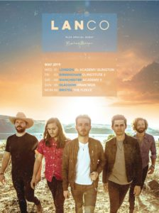 Lanco UK Tour