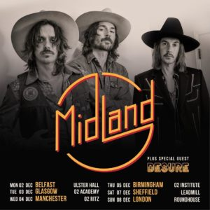 Midland UK Tour 2019