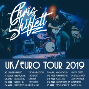 Chris Shiflett UK Tour