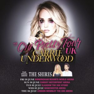 Carrie Underwood Live Review