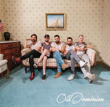 Old Dominion 3rd Studio Album
