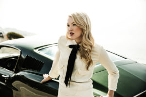 Ashley Campbell Interview Part 1