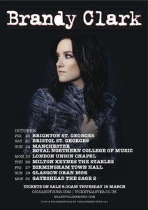 Brandy Clark UK Tour