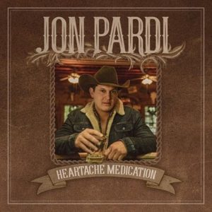 Jon Pardi Heartache Medication Album Review