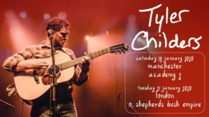 Tyler Childers UK Tour