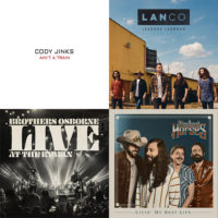 Top New Country Music Releases This Week – 07/10/2019