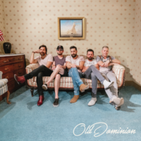 Old Dominion – Self-Titled Album Review: LP Number Three Provides Us With More of the Same