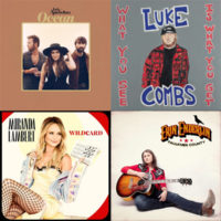 Top New Country Music Releases – Album Special