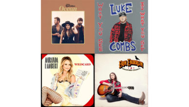 New Country Music Albums