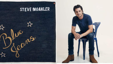 Steve Moakler Blue Jeans Review