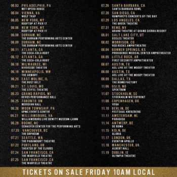 Jason Isbell UK Tour 2020