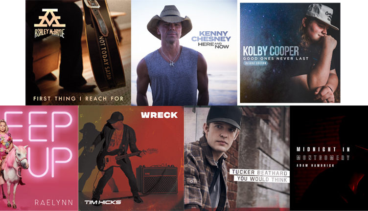 New Country Music 21/02/2020