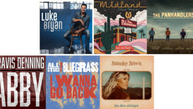 New Country Music 14/02/2020