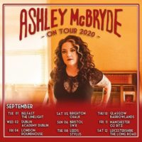 Ashley McBryde Announces UK & Ireland Tour Dates For September