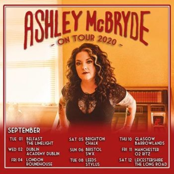 Ashley McBryde UK Tour 2020