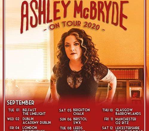 Ashley McBryde UK Tour 2020