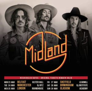 Midland UK Tour 2020