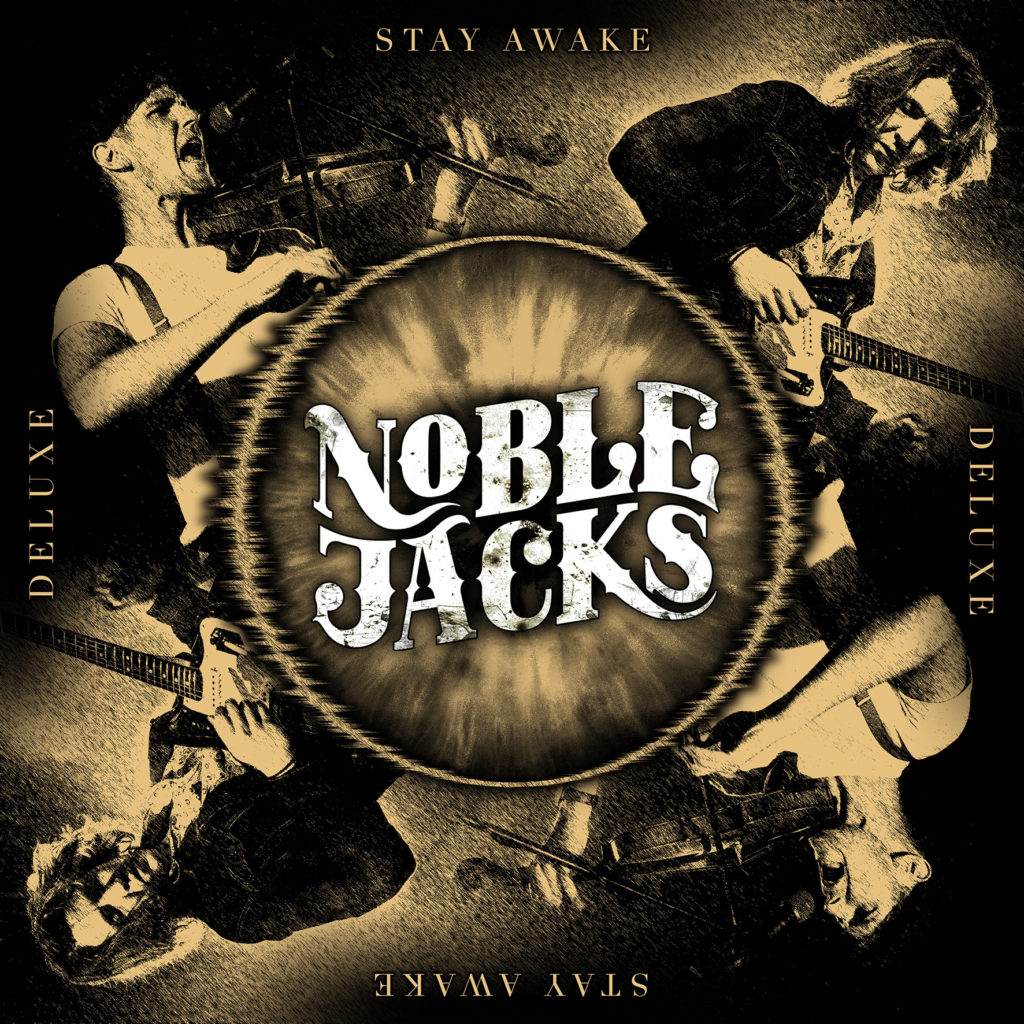 Noble Jack Stay Awake Deluxe Cover