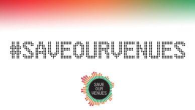 #saveourvenues