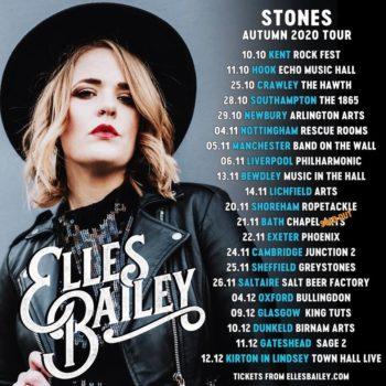 Elles Bailey Woman Like Me Stones Tour