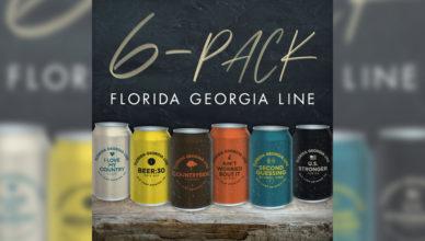 Florida Georgia Line 6-Pack