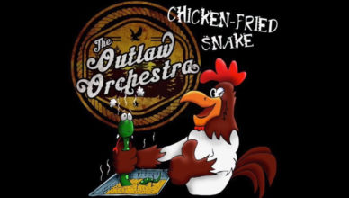 Chicken Fried Snake