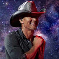 Tim McGraw Press Conference, Discussing 'Here On Earth' Album