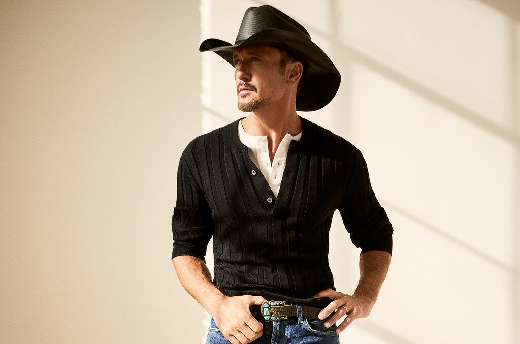 Tim McGraw Press Conference