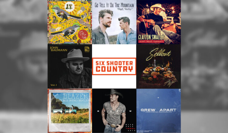 New Country Music 20/11/2020
