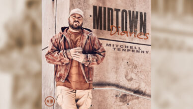 Mitchell Tenpenny Midtown Diaries Header
